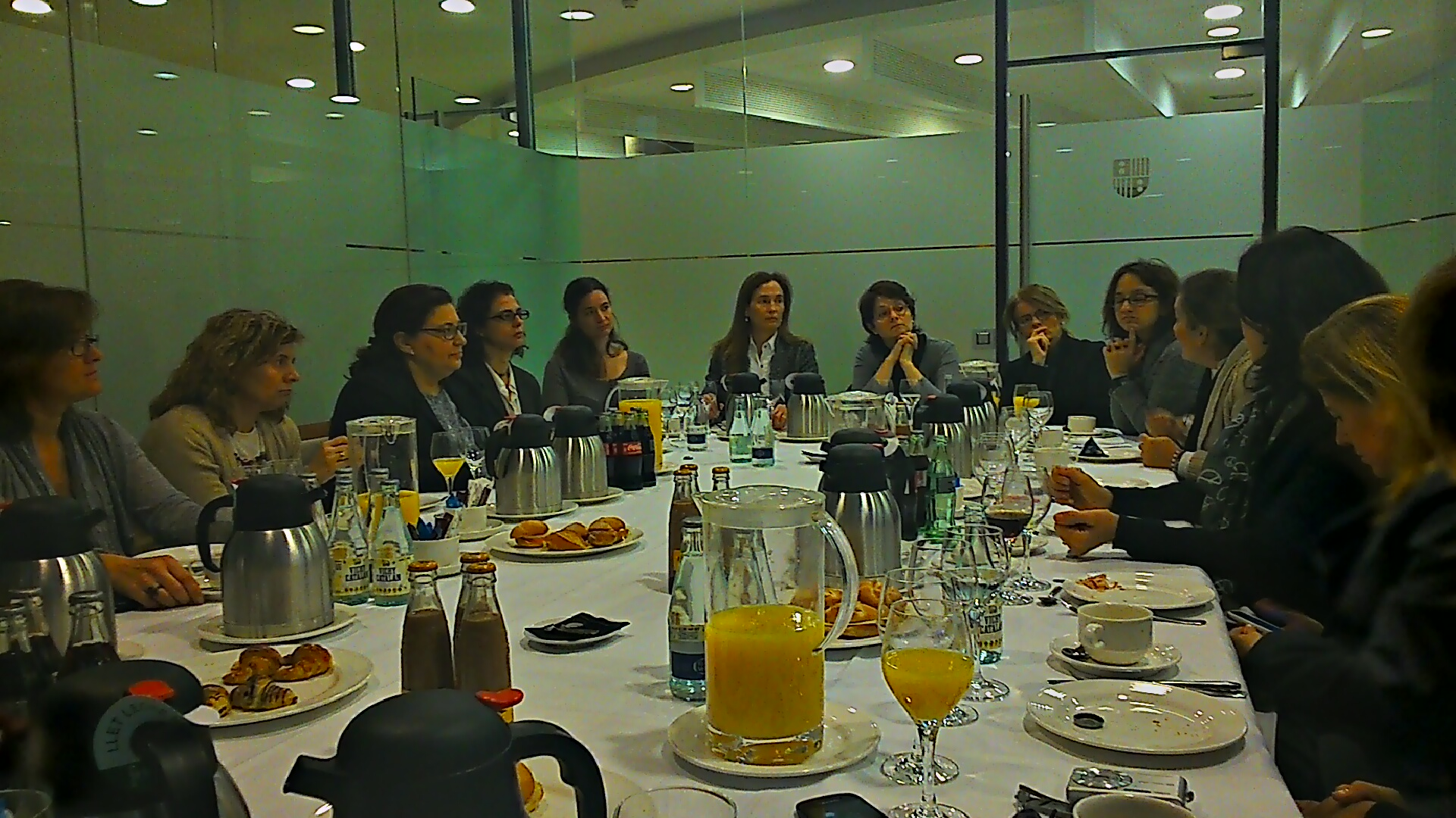 Primer Breakfast&News en IESE liderado por International Center for Work and Family (ICWF)