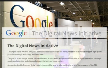 Google y editores europeos ponen en marcha Digital News Initiative