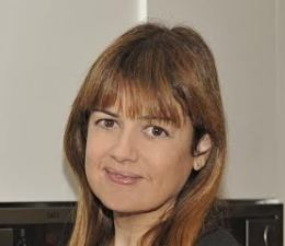 Ana Molarinho, directora de marketing Iberia de Grupo Electrolux