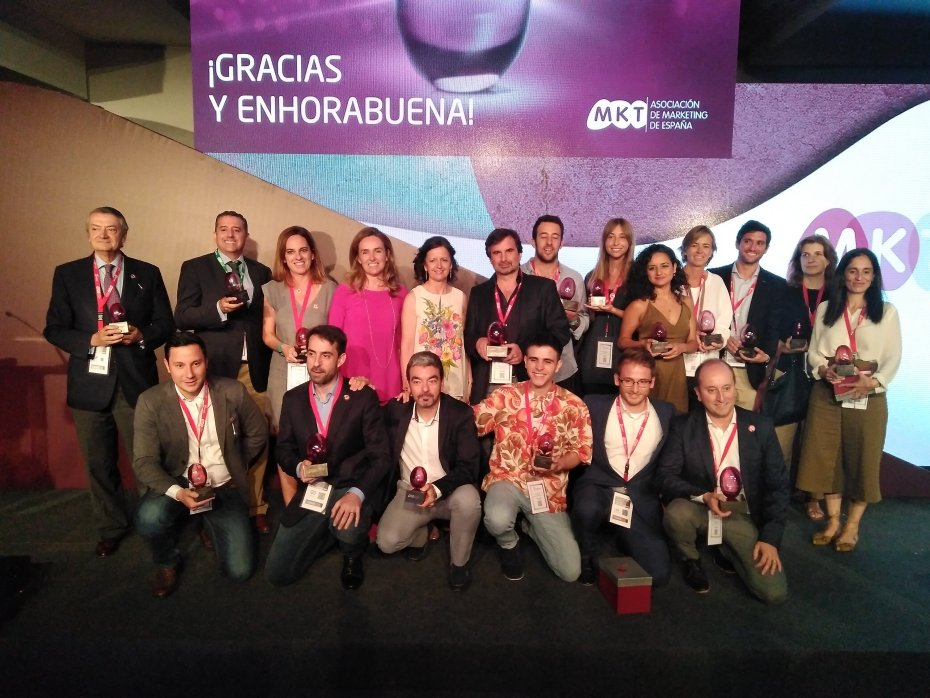 El Marketing para las personas, el protagonista en los IX Premios de Marketing