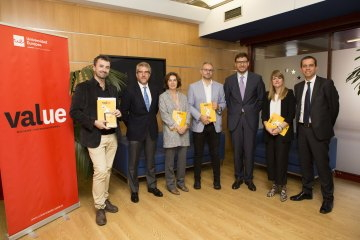 La Universidad Europea presenta la revista Value