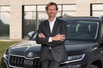 Miguel Piwko, Director de Marketing de Skoda