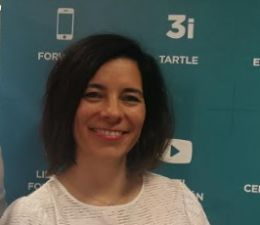 Forward Media ficha a Ana Martín García como Chief Strategy Officer