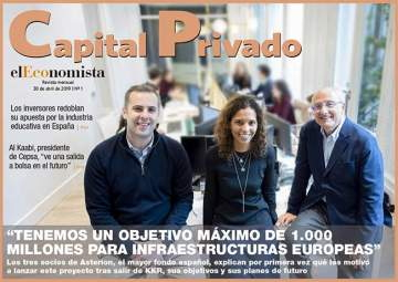 Ecoprensa presenta la revista digital ' elEconomista Capital Privado'