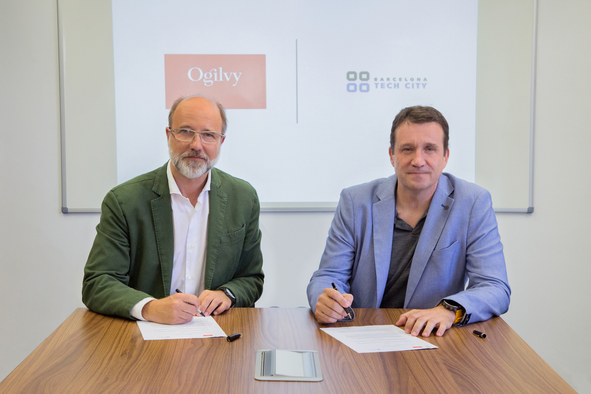 Ogilvy Barcelona, nuevo partner corporativo de Barcelona Tech City
