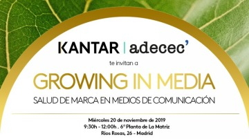 Convocatoria de Prensa: Growing in Media