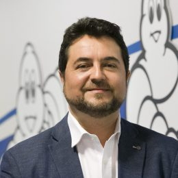 Miguel Pereda, Director de Ventas y Marketing de Food& Travel de Michelin