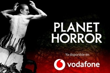 Vodafone TV incorpora el canal Planet Horror